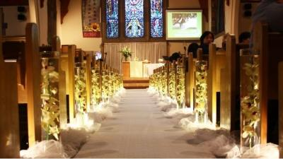 Dekoracja sali ślub wesele