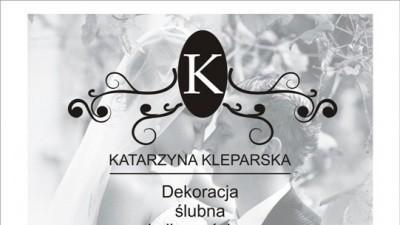 Dekoracja  ślubna Katarzyna Kleparska