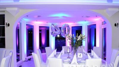DEKORACJE ŚWIATŁEM na imprezy eventy wesela & rozwody !!!