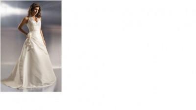 "Delikatna i efektowna suknia ślubna ""agnes"""