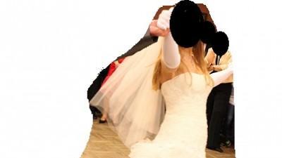 Delikatna, zjawiskowa suknia ślubna