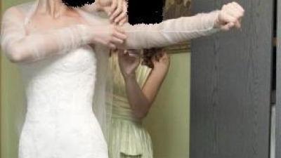 Delikatne bolerko (idealne do koronkowych sukni)