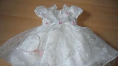 Dla księżniczki! 12 m-cy! Piekna suknia! GRATIS!