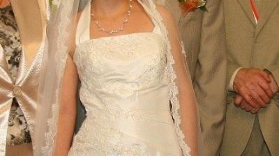 Dla wyjątkowej Kobiety suknia ślubna z salonu ANNAIS