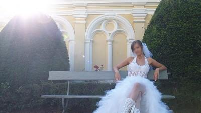 DLA WYSOKIEJ! Odważna suknia Paradise Emmi Mariage
