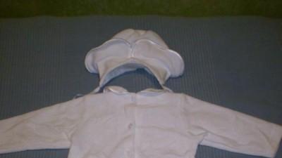 do CHRZTU z kapeluszem 74 baby colibra dla dziewczynki