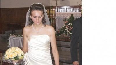 Do sprzedania nowa suknia ślubna z dodatkami