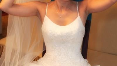 Do sprzedania włoska suknia ślubna firmy Lilea