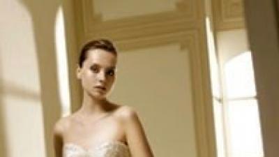 do wzięcia pzreśliczna suknia ślubna z kolekcji La Sposa MADEIRA