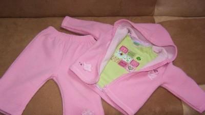 Dres niemowlęcy + t-shirt
