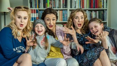 """Dziewczyny 3.0 odcinek  czwarty ,,Okoliczności przyrody"""""""