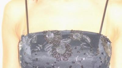 Elegancka długa suknia wieczorowa NOWA