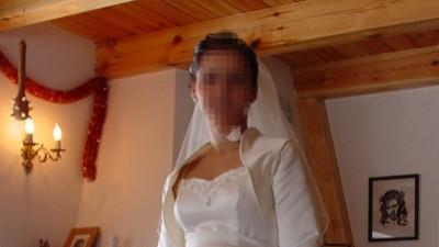 Elegancka i Klasyczna suknia ślubna