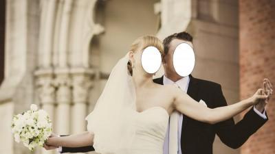 Elegancka i subtelna suknia ślubna rozm.36