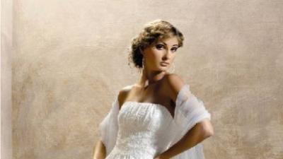 Elegancką i zmysłową suknię ślubną