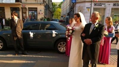 Elegancka, orginalna suknia hiszpanska Balsamo San Patrick