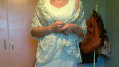 Elegancka suknia