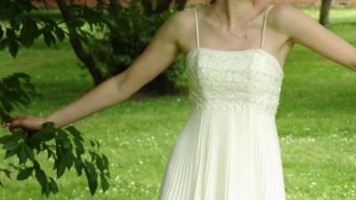 Elegancka suknia Asperabride 36/38 Wawa