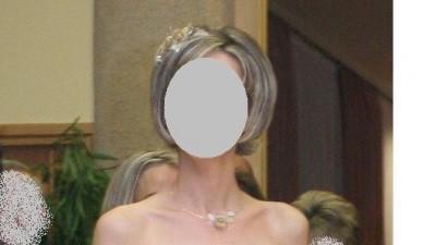 Elegancka  suknia 'Draperia' z kolekcji Sposa