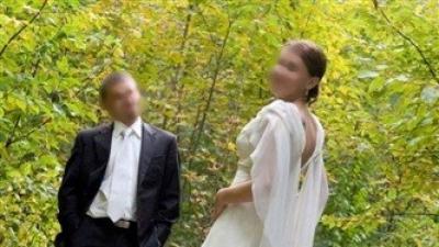 elegancka suknia firmy Evita