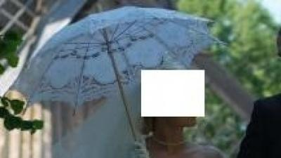 Elegancka suknia ślubna Anabel