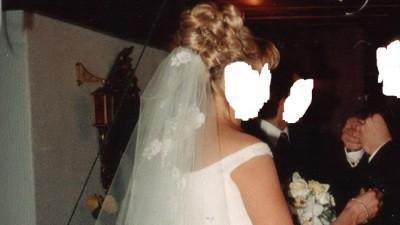 Elegancka suknia ślubna Cymbeline