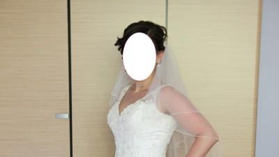 Elegancka Suknia Ślubna SINCERITY BRIDAL 3811/2015