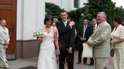 Elegancka suknia ślubna SWEETHHEART 5830