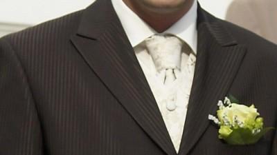 Elegancki garnitur Wilvorst