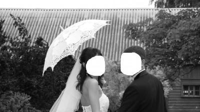 EMMI MARIAGE, model SERENADA w bieli