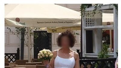 Eteryczna i romantyczna Elizabeth Konin rozm. 36/38 + szal - stan wzorowy