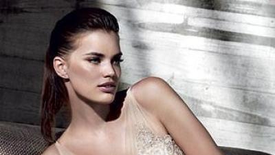 Exclusive SAN PATRICK BAGDAD przepiękna hiszpańska suknia ręcznie haftowana z kr