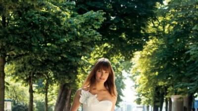 Fantastyczna FRANCUSKA suknia CYMBELINE ECOSSE!