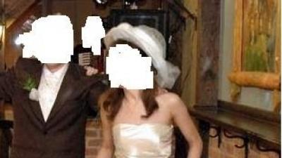 Fantastyczna suknia ślubna