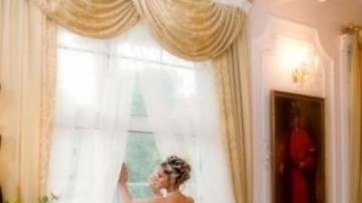 Farage Galaxy 4000 biała suknia ślubna z dodatkami 36/38