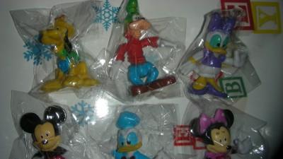 figurki Klub przyjaciół Myszki MIKI