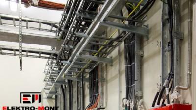 Firma Elektryczna, Usługi Elektryczne - ELEKTRO-MONT