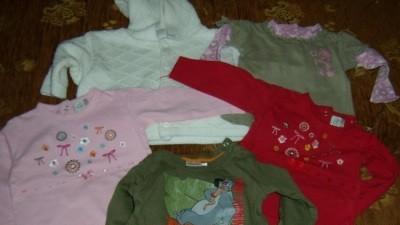 Firmowe ubranka dla niemowlaka