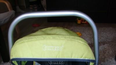 fotelik samochodowy CONECO PIONEER ALU 0-13KG