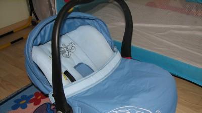Fotelik samochodowy ESPIRO NEO 0-13 kg