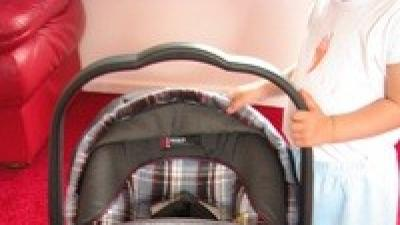 Fotelik samochodowy Mamas and Papas 0-13 kg