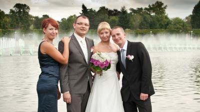 Fotografia ślubna i rodzinna - klasyka nigdy nie wyjdzie z mody