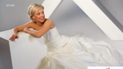 Francuska suknia ślubna HERMS KIVOR