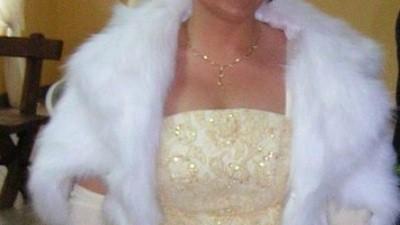 Francuska suknia ślubna tanio
