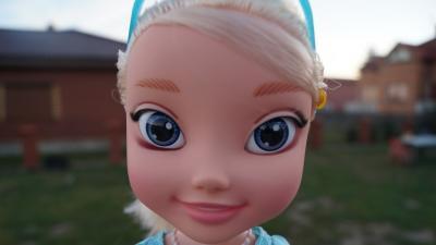 Frozen laka Elsa śpiewająca