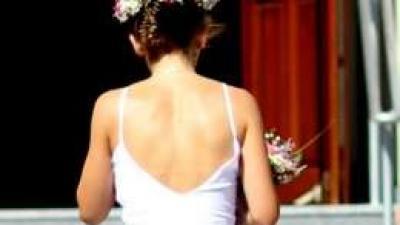 Galia Lahav suknia na szyta na bazie słynnych sukni ślubnych