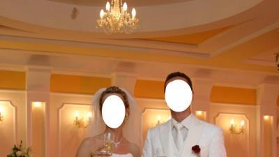 garnitur ślubny firmy New Men model Morfeusz