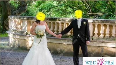 Garnitur ślubny JASKÓŁKA