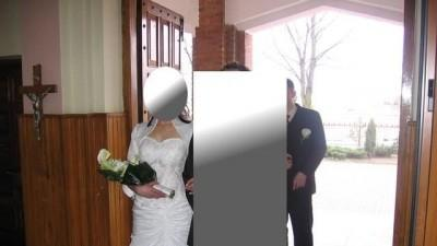 Giselle - śliczna suknia ślubna