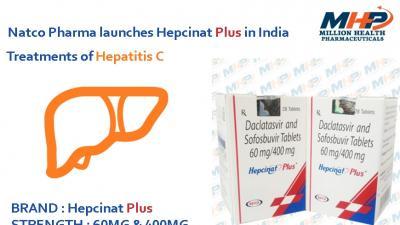Hepcinat Plus - Nowe leczenie zapalenia wątroby typu c
